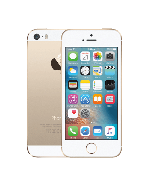 iPhone 5S 16GB doré reconditionné