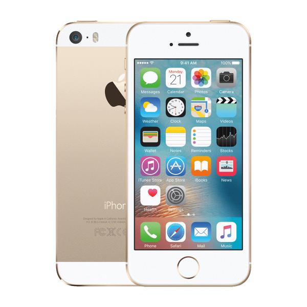 iPhone 5S 32GB doré reconditionné
