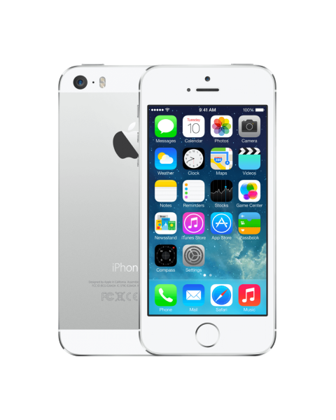 iPhone 5S 32GB argenté reconditionné
