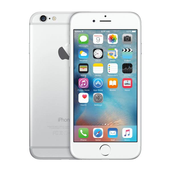 iPhone 6 64GB argenté reconditionné