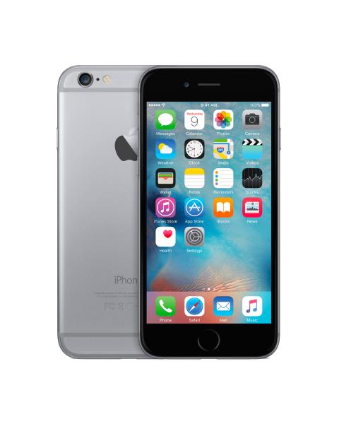 iPhone 6 32GB noir/gris espace reconditionné