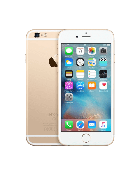 iPhone 6S 16GB doré reconditionné