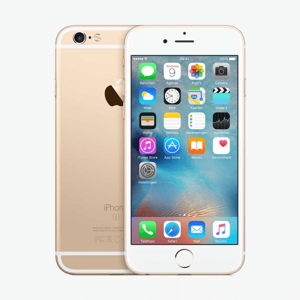 iPhone 6S 128GB doré reconditionné