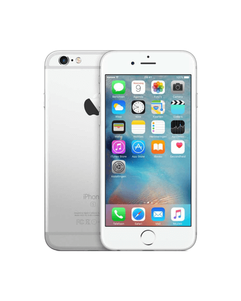 iPhone 6S 16GB argenté reconditionné