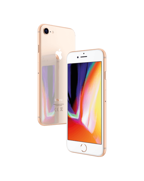 Refurbished iPhone 8 256GB doré