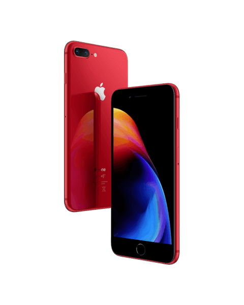 Refurbished iPhone 8 plus 64GB rouge