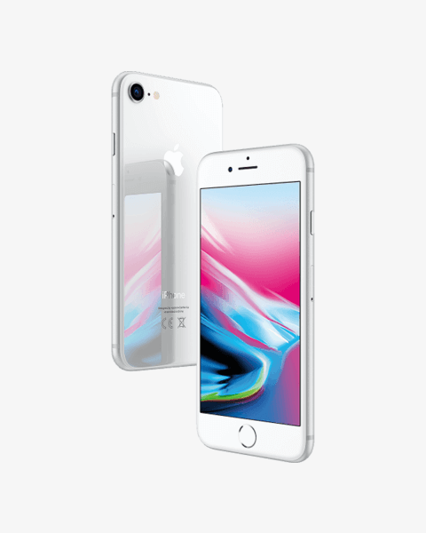 Refurbished iPhone 8 256GB argent