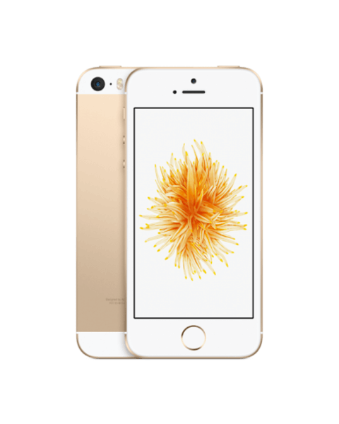 iPhone SE 64GB doré reconditionné