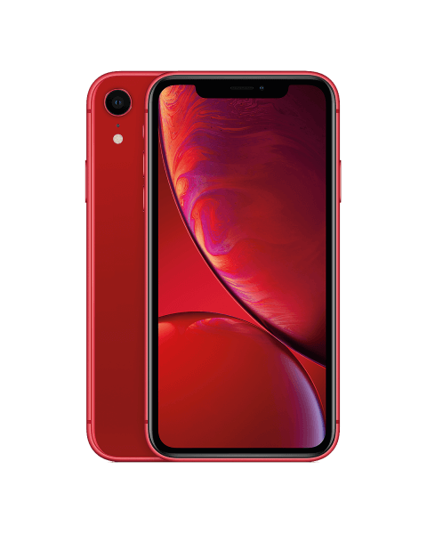 Refurbished iPhone XR 64GB rouge