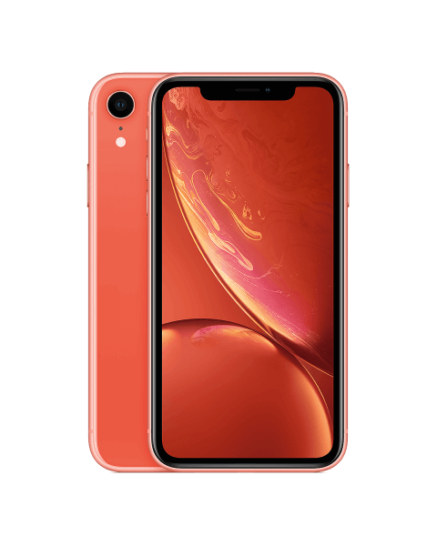 Refurbished iPhone XR 64GB rose