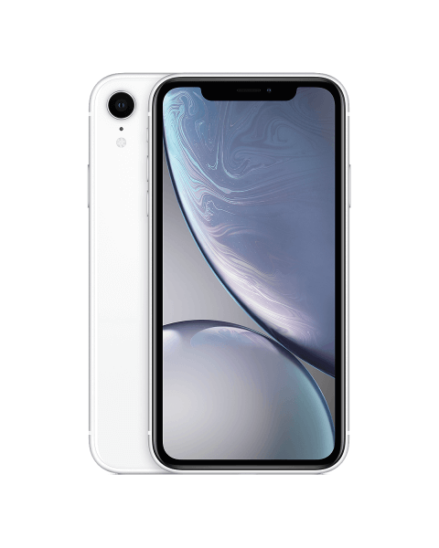 Refurbished iPhone XR 64GB blanc