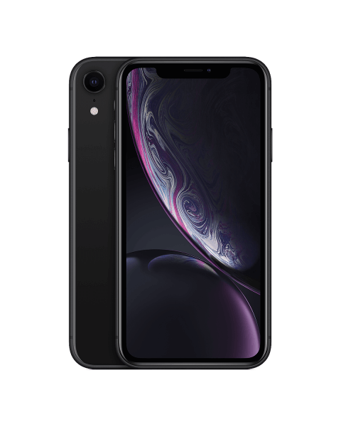 Refurbished iPhone XR 64GB noir