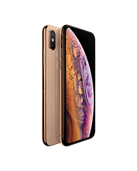 Refurbished iPhone XS 64GB doré
