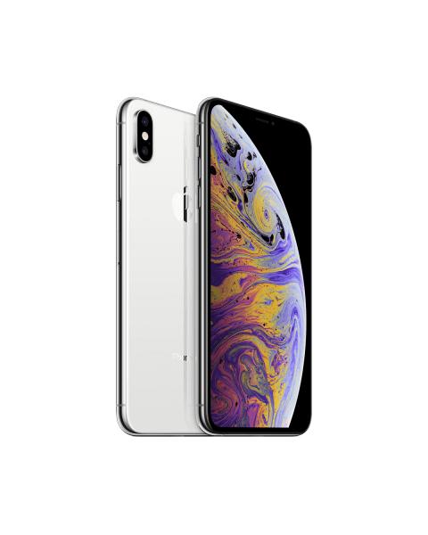Refurbished iPhone XS Max 64GB argent