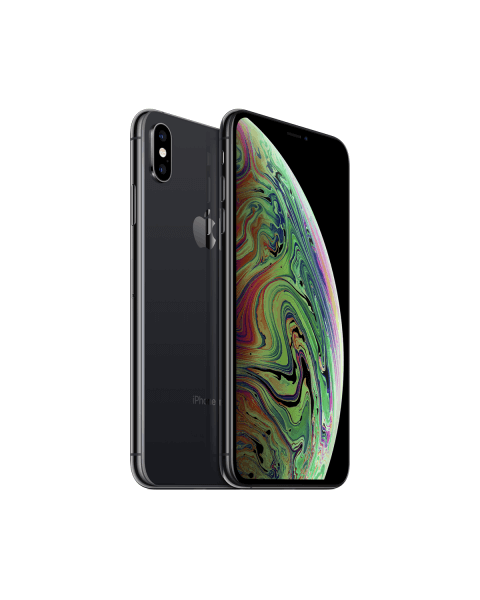 Refurbished iPhone XS Max 64GB gris espace