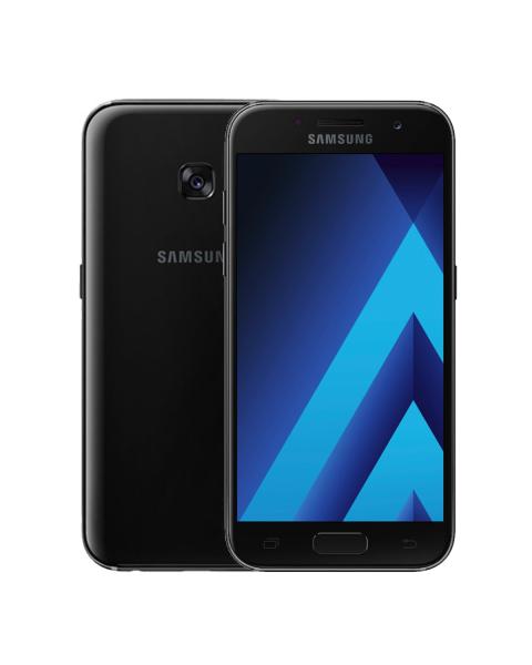 Refurbished Samsung Galaxy A3 (2017) 16GB noir