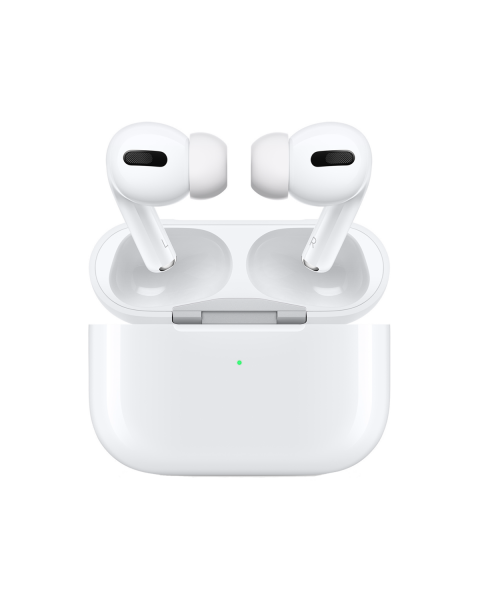 Refurbished Apple AirPods Pro   Draadloze oplaadcase   6 maanden garantie  