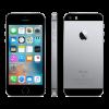 iPhone SE 64GB noir/gris espace reconditionné